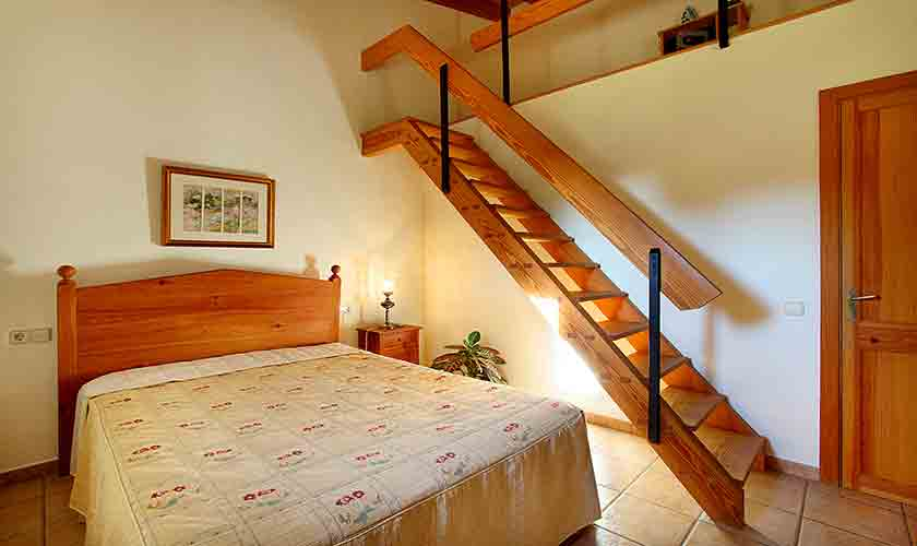 Schlafzimmer Finca Mallorca 2 Personen PM 6545