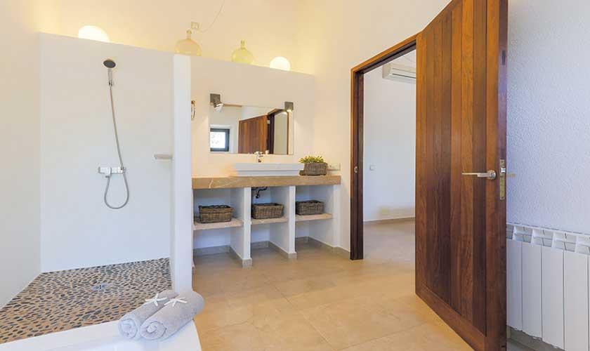 Bad en suite Finca Mallorca Süden PM 6545
