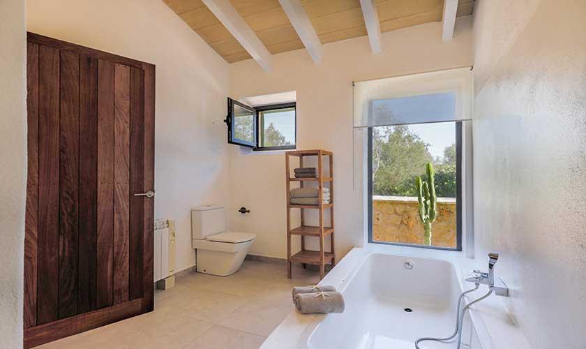 Badezimmer Finca Mallorca Süden PM 6545