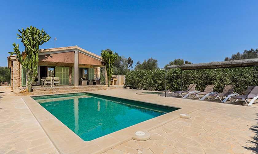 Pool und Finca Mallorca Süden PM 6545