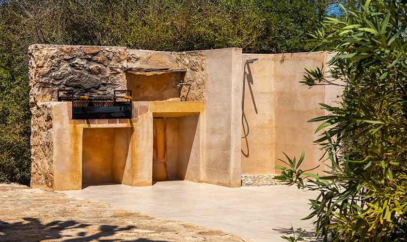 Grillplatz Finca Mallorca Süden PM 6545