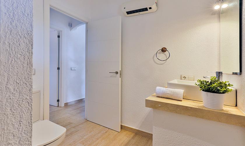 Badezimmer Ferienhaus Mallorca PM 6546