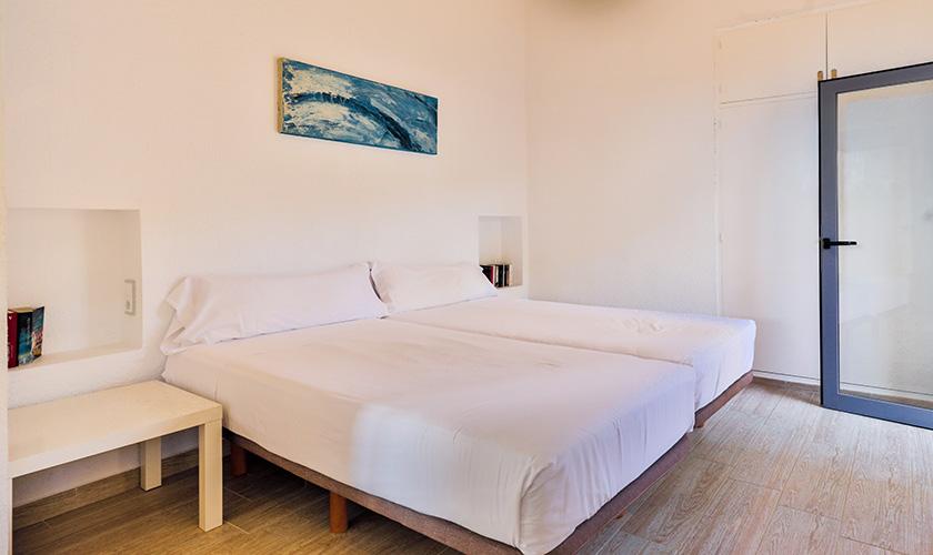 Schlafzimmer Ferienhaus Mallorca PM 6546