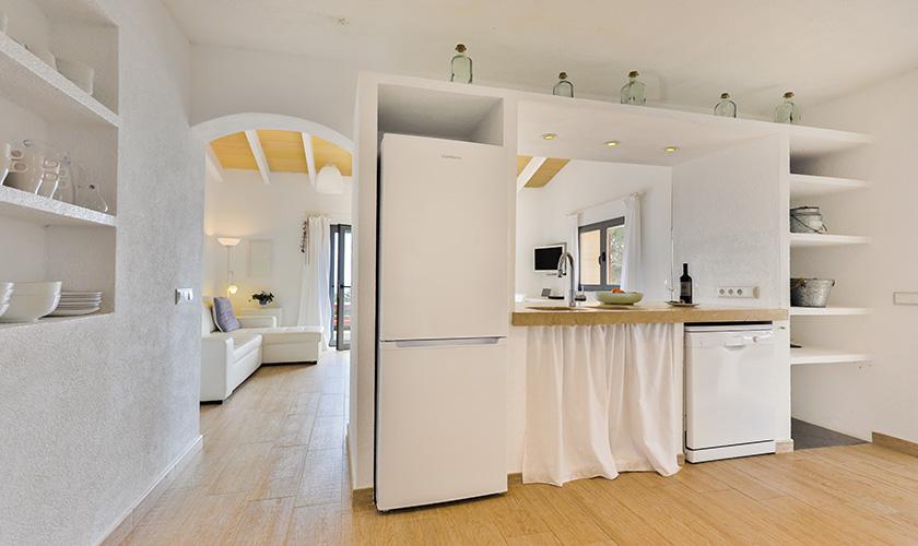 Küche Ferienhaus Mallorca PM 6546
