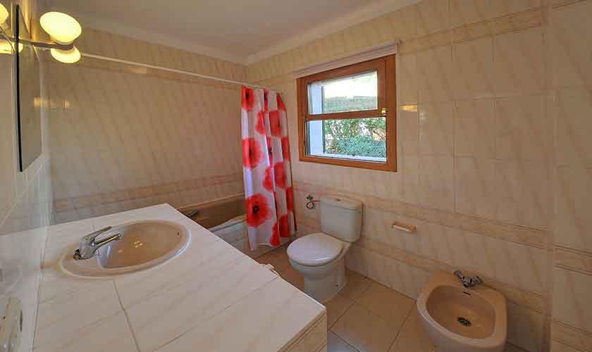 Badezimmer Ferienhaus Mallorca PM 6552
