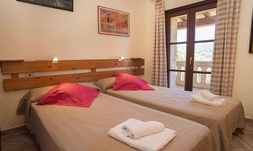 Schlafzimmer Finca Mallorca 10 Personen PM 6553
