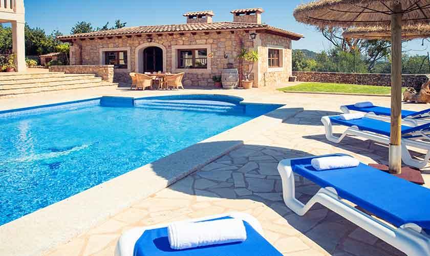 Pool und Finca Mallorca 10 Personen PM 6553