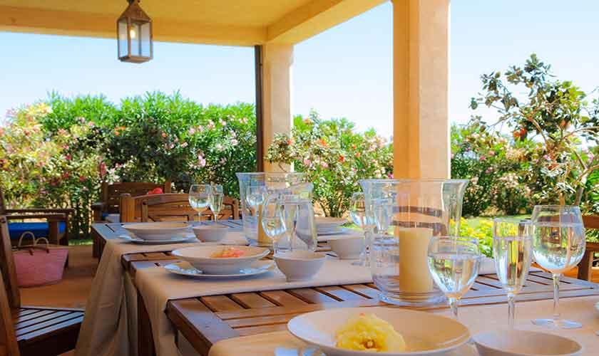 Terrasse Finca Mallorca PM 6555