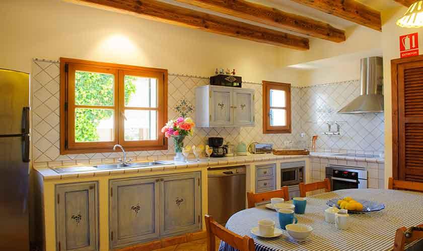 Küche Finca Mallorca PM 6555