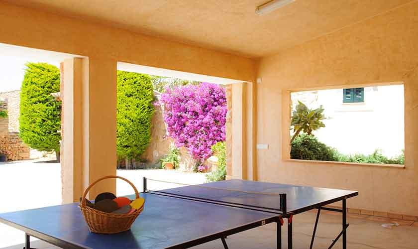 Tioschtennis Finca Mallorca PM 6555