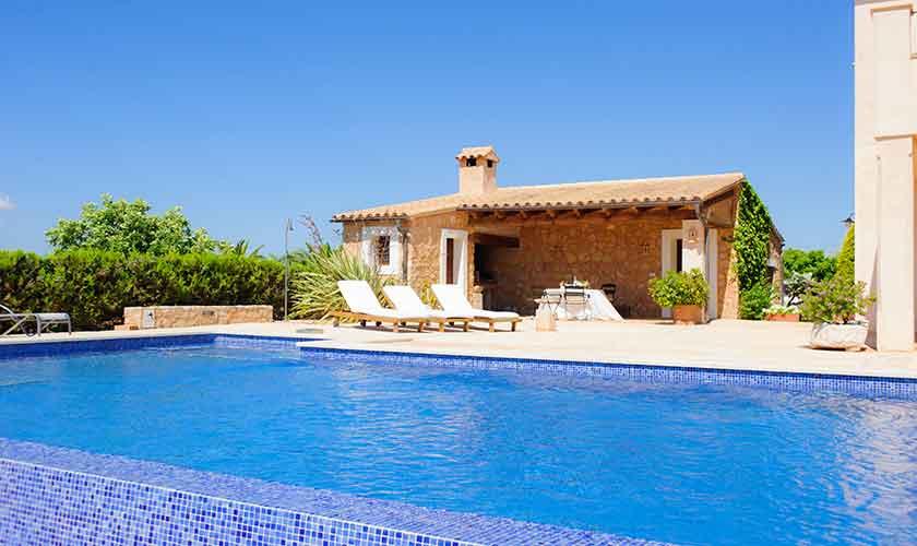 Poolblick Finca Mallorca PM 6555