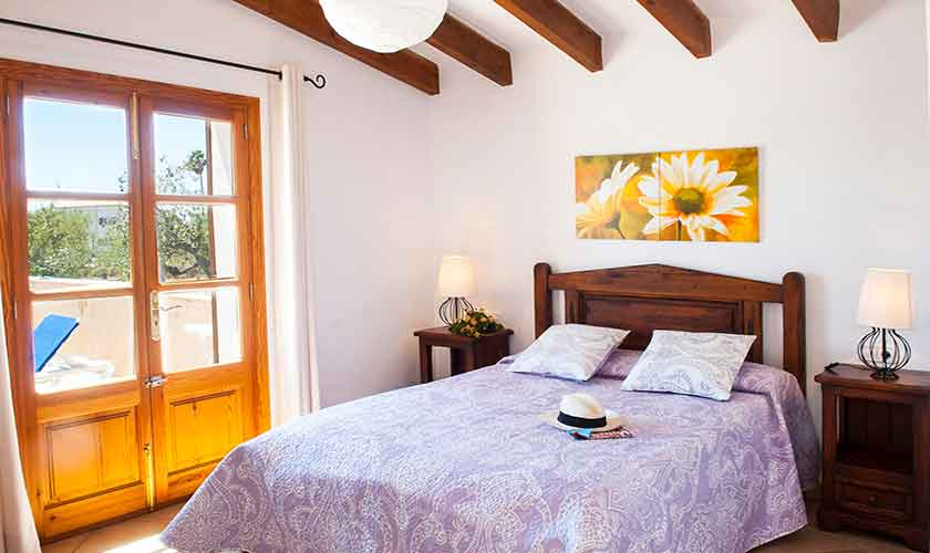 Schlafzimmer Finca Mallorca 10 Personen PM 6556