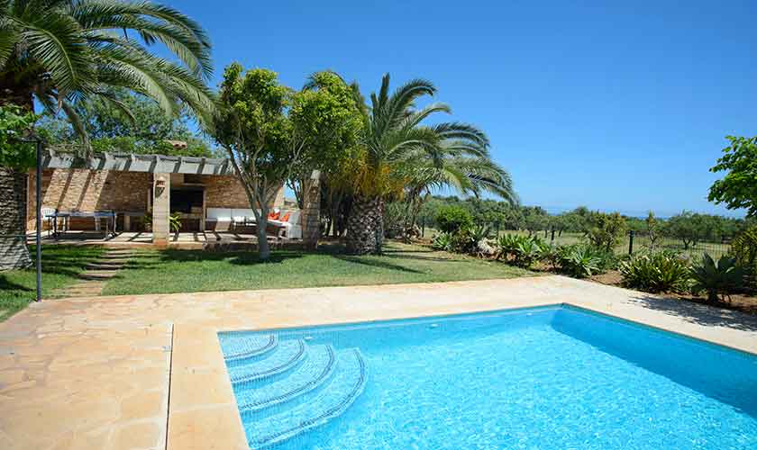 Pool und Finca Mallorca 10 Personen PM 6556