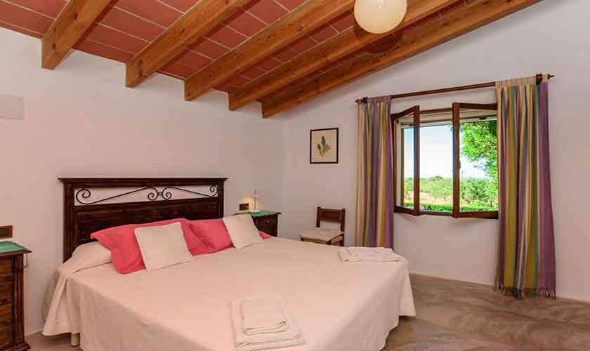 Schlafzimmer Finca Mallorca 8 Personen PM 6558