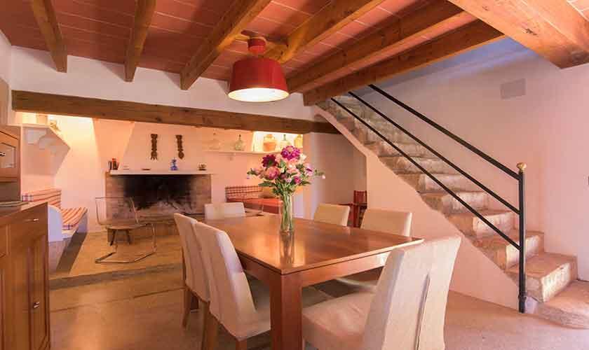 Wohnraum Finca Mallorca 8 Personen PM 6558