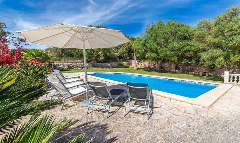 Poolblick Finca Mallorca PM 6559