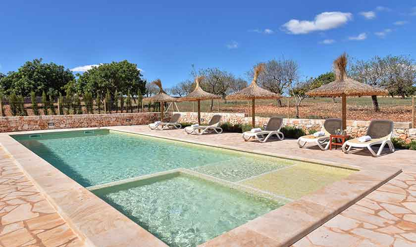 Pool und Finca Mallorca 12 Personen PM 6560