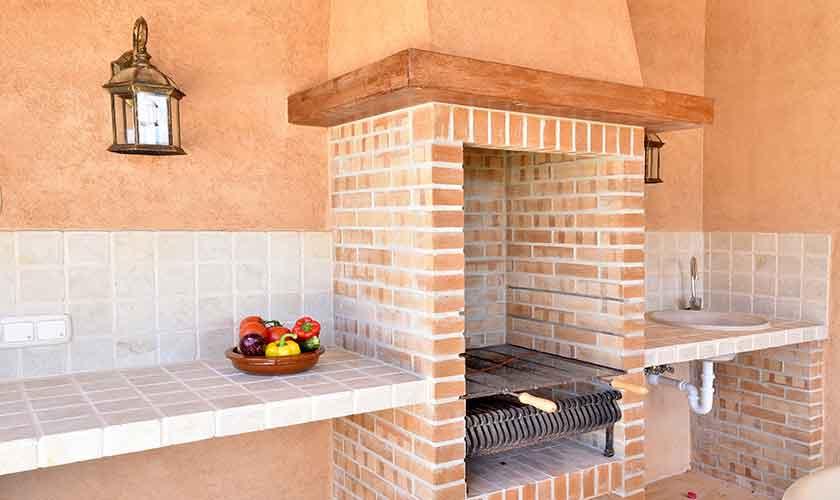 Barbecue Finca Mallorca 12 Personen PM 6560