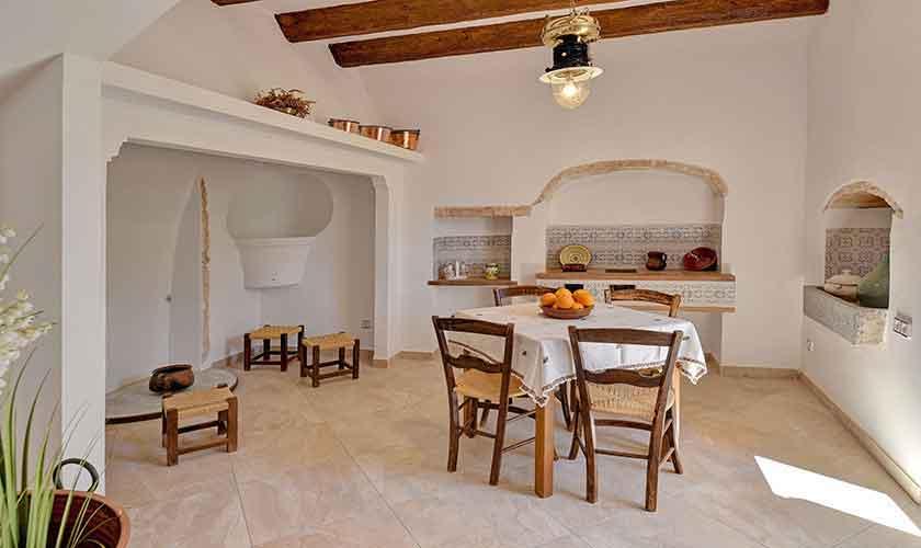 Wohnraum Finca Mallorca 12 Personen PM 6560