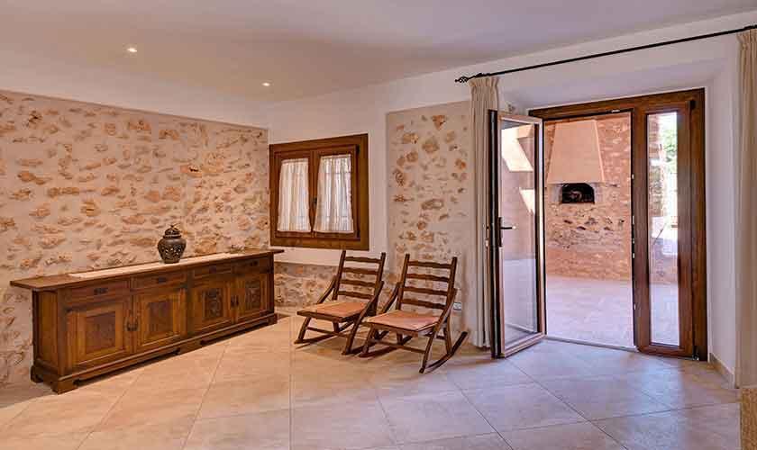 Wohnen Finca Mallorca 12 Personen PM 6560