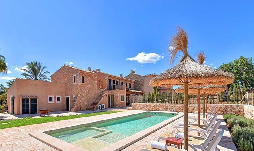 Pool und Finca Mallorca PM 6560