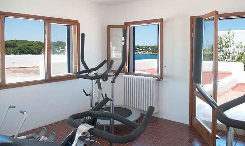 Fitness Ferienvilla Mallorca PM 6574