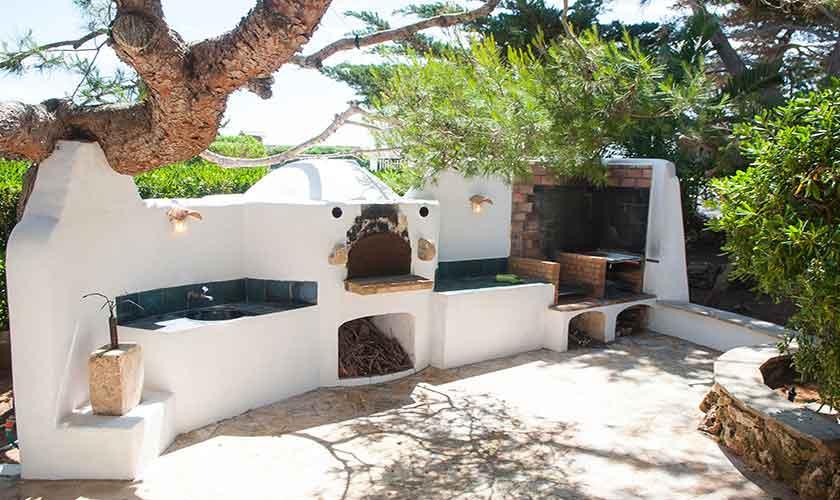 Grillplatz Ferienvilla Mallorca PM 6574