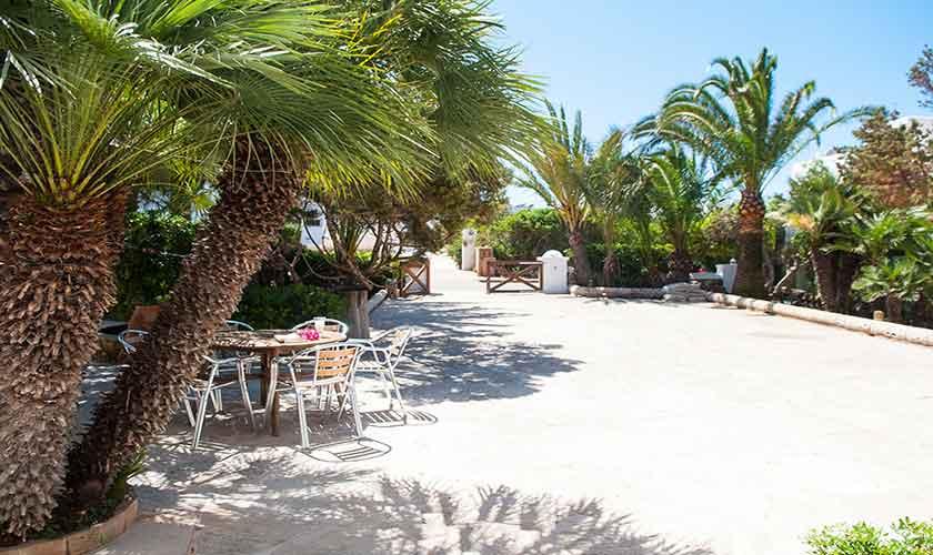 Garten Ferienvilla Mallorca PM 6574