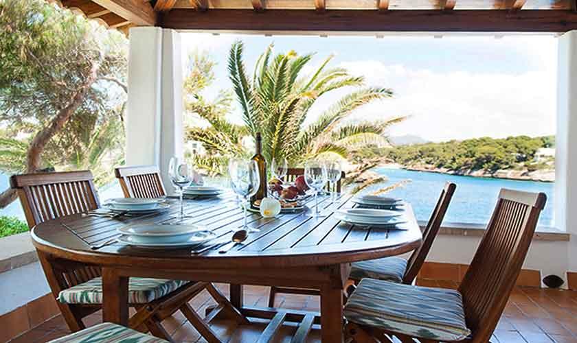 Terrasse Ferienvilla Mallorca PM 6574
