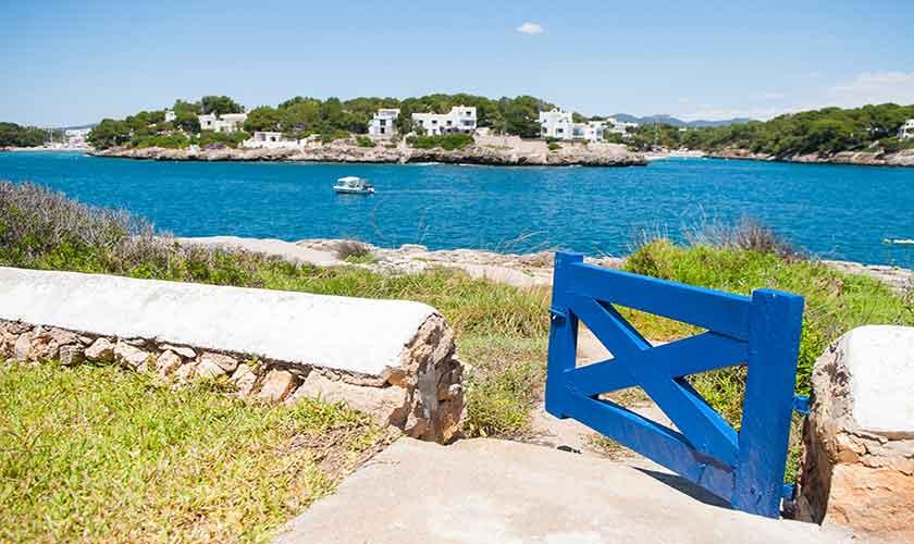 Meerzugang Ferienvilla Mallorca PM 6574