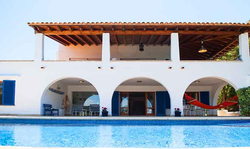 Pool und Ferienvilla Mallorca PM 6574