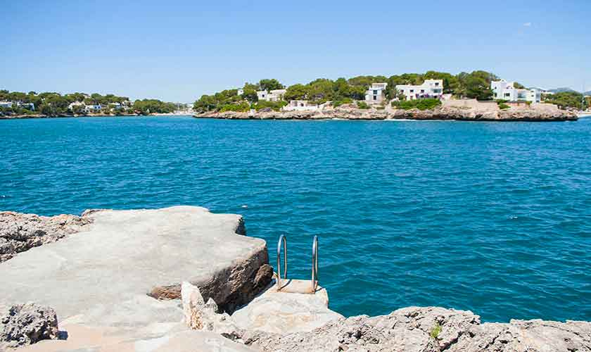 Meerblick Ferienvilla Mallorca PM 6574