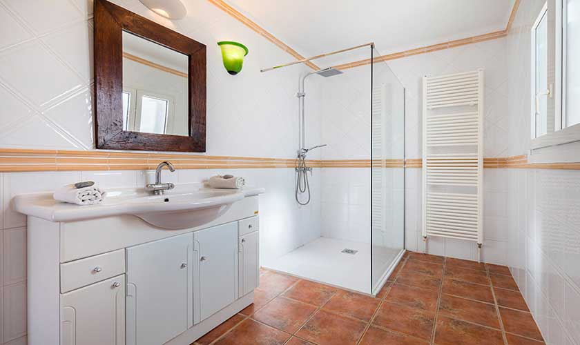 Badezimmer Ferienvilla Mallorca PM 6590