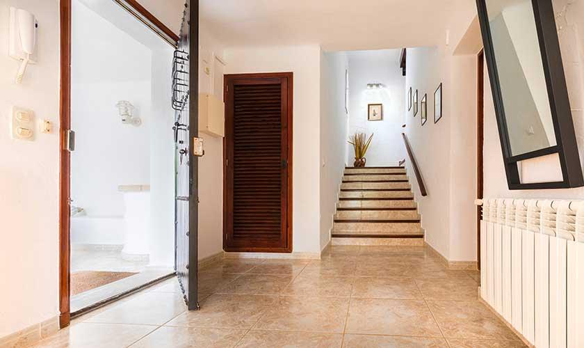 Treppe Ferienvilla Mallorca PM 6590