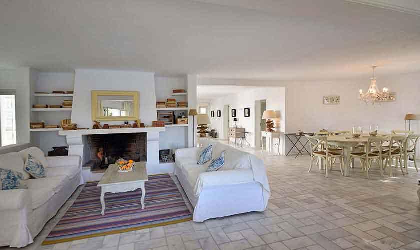 Wohnraum Ferienhaus Mallorca PM 6597