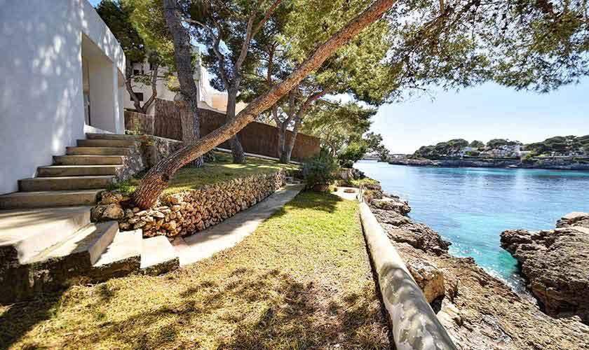 Meerblick Ferienhaus Mallorca PM 6597