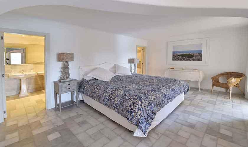 Schlafzimmer Ferienhaus Mallorca PM 6597