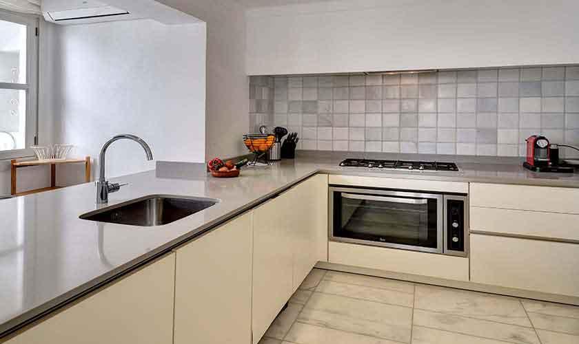 Küche Ferienhaus Mallorca PM 6597