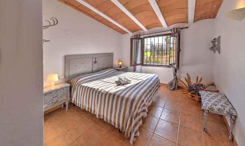 Schlafzimmer Finca Mallorca Pool 6 Personen PM 6598