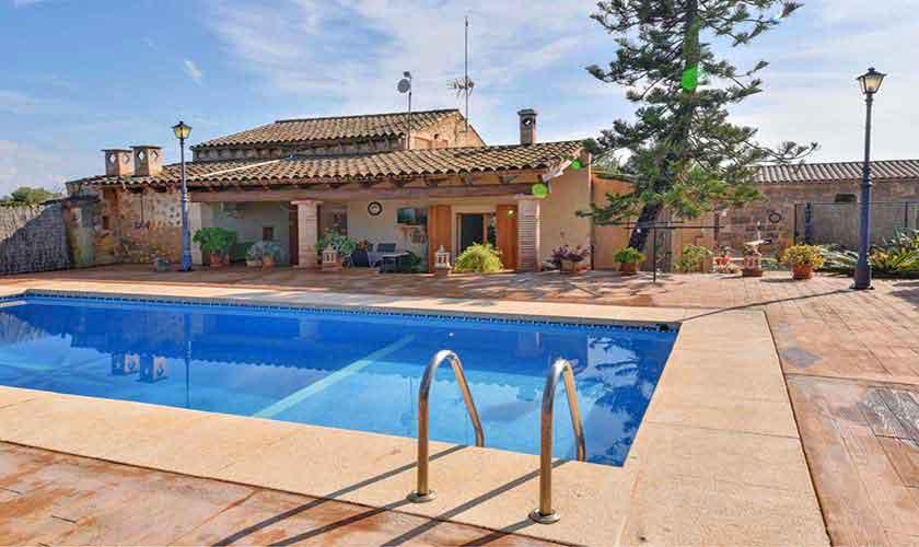 Pool und Finca Mallorca 6 Personen PM 6598