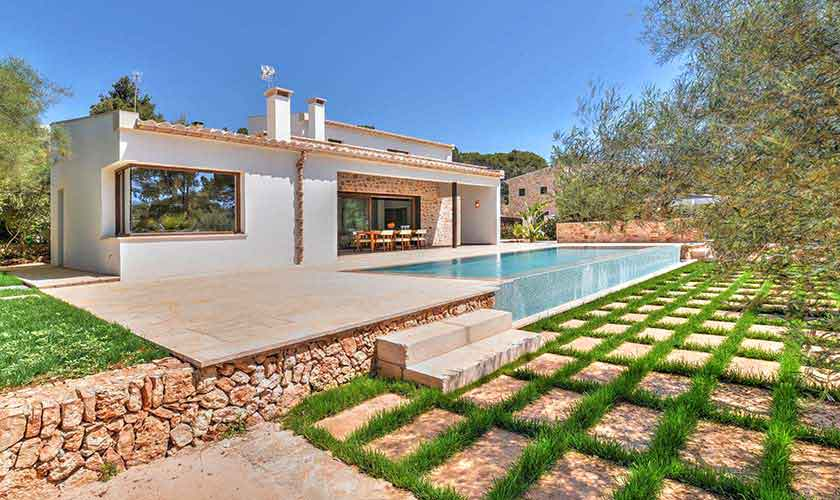 Pool und Ferienhaus Mallorca Südosten PM 6599