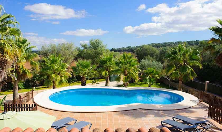 Pool Ferienfinca Mallorca 4 Personen PM 6600