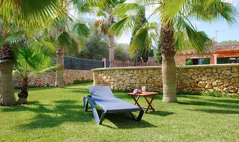 Garten Ferienfinca Mallorca 4 Personen PM 6600