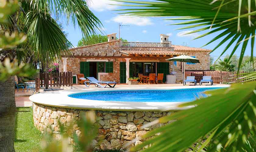 Pool und Ferienfinca Mallorca 4 Personen PM 6600