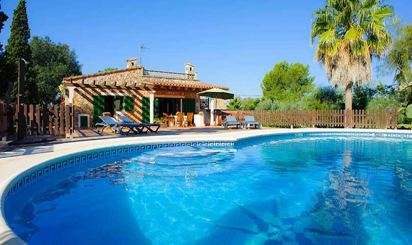 Pool und Finca Mallorca PM 6600