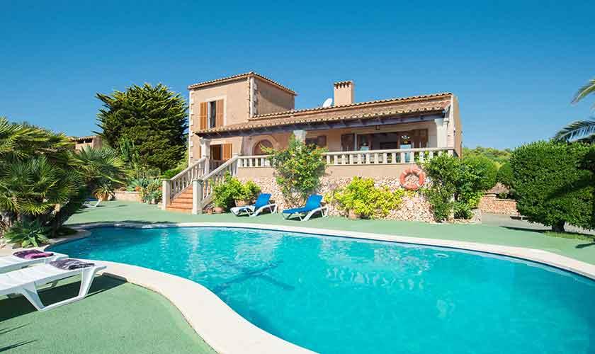 Pool und Finca Mallorca PM 6606