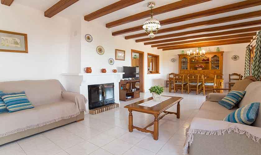 Wohnraum Finca Mallorca PM 6606