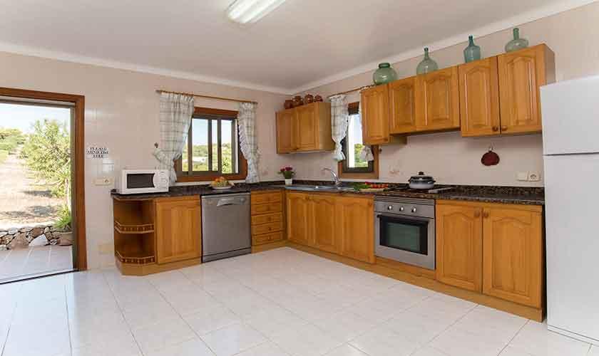 Küche Finca Mallorca PM 6606