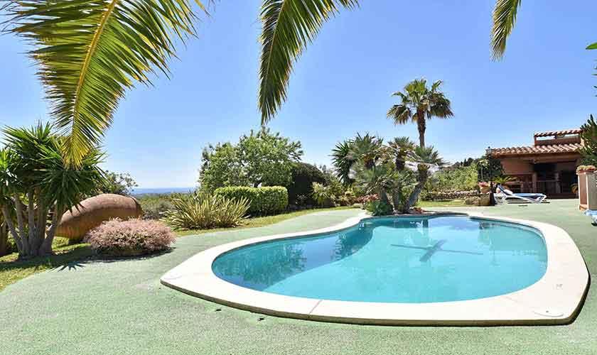 Poolblick Finca Mallorca PM 6606