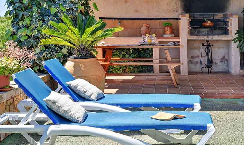 Liegen Finca Mallorca PM 6606